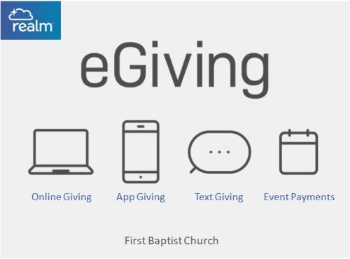 giving logo